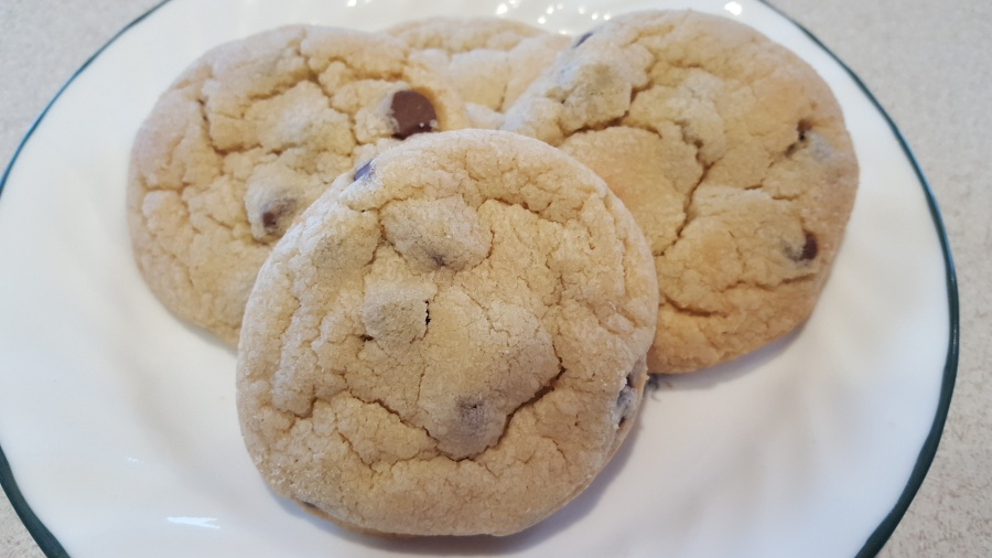 My aunt's Chocolate Chip Cookies